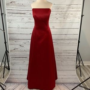 👠STRAPLESS FORMAL GOWN DRESS PROM👠